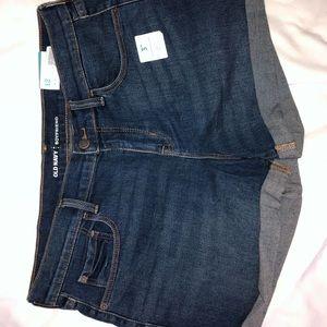 NWT Old Navy Jean Shorts